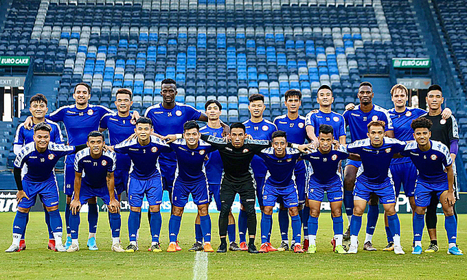 HCMC FC make AFC Champions League debut