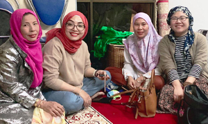 Vietnam Muslims celebrate Tet