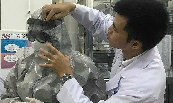 Vietnam confirms first acute pneumonia cases in Saigon