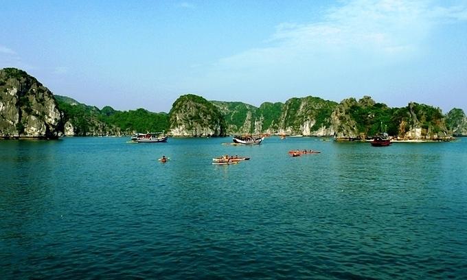 Lan Ha in northern Vietnam in global list of most beautiful bays
