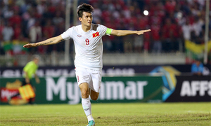 Former Vietnam striker to join world stars for charity match