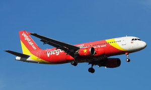 Vietjet suspends all China flights