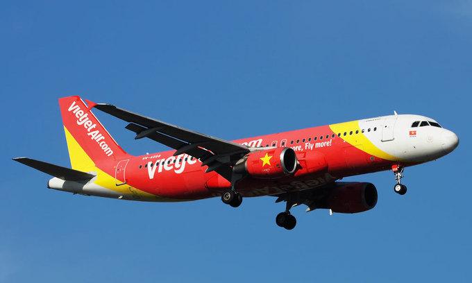 Vietjet suspends all China flights