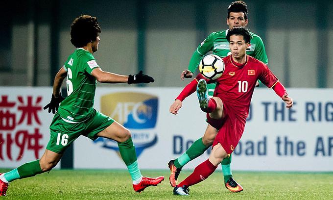 Vietnam-Iraq friendly scheduled ahead of World Cup qualifier match