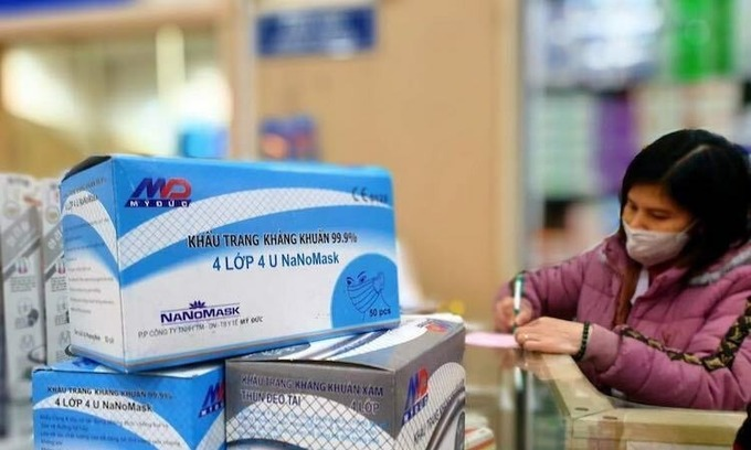 Face masks in short supply as coronavirus threat grows