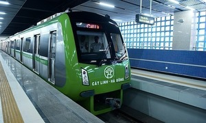 Chinese experts cannot return to work on Hanoi metro amid coronavirus fears