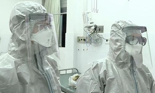 Saigon builds $11 million field hospital post-haste to combat coronavirus
