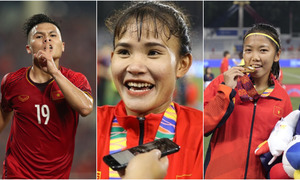 Three footballers pitch up in Forbes Vietnam's 30 Under 30
