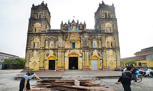 Petitioners lose battle to keep Vietnam's 135-year-old cathedral