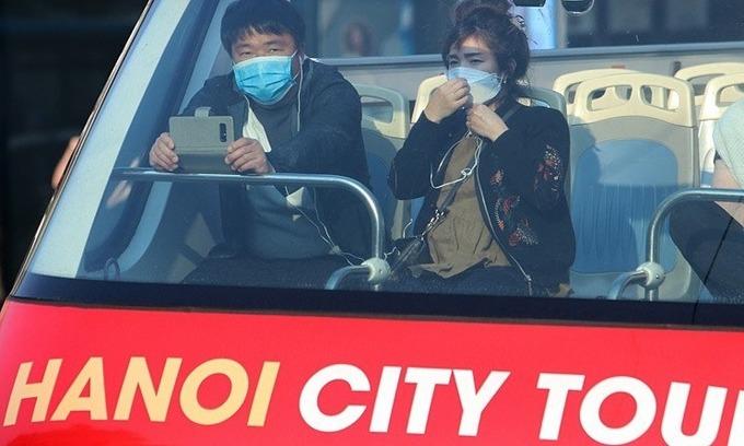 Coronavirus outbreak hurt tourism, hospitality