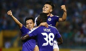 Hanoi FC among Southeast Asia's best
