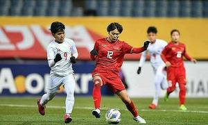 Vietnamese women advance in Olympic football qualification