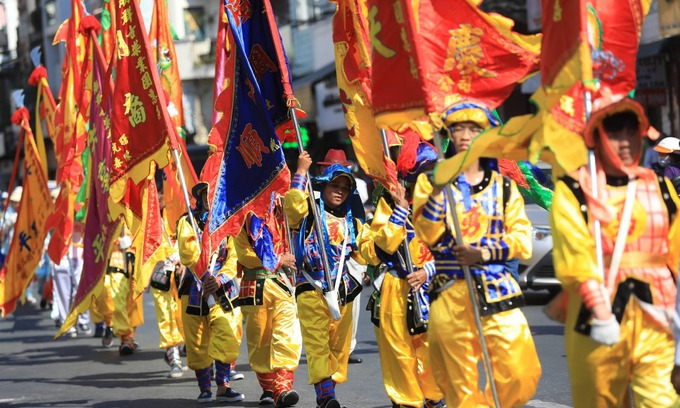 Saigon Chinese-origin community festival recognized as national cultural heritage