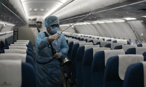 2019-nCoV outbreak: hard landing for aviation industry