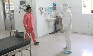 Chinese man infected with new coronavirus leaves Saigon hospital