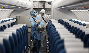 Carriers, ground transport crippled by coronavirus epidemic