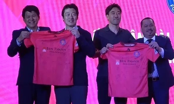 Vietnamese, Japanese clubs to establish football academy in Vietnam