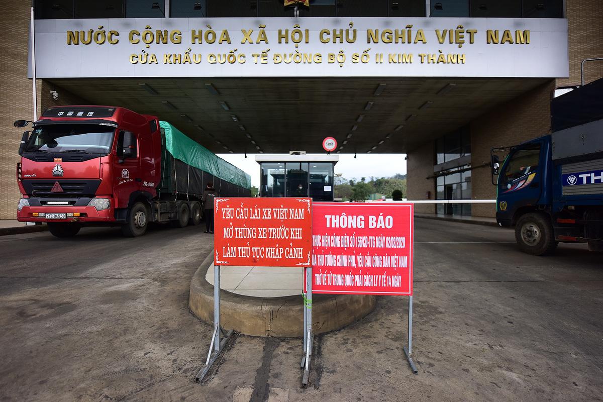 Driver task forces facilitate Vietnam-China border trade