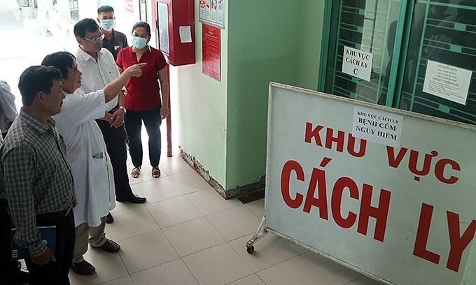 Central Vietnam province considered novel coronavirus free