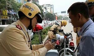 Vietnam to start collecting traffic fines online