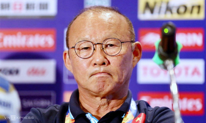 Vietnam coach cramped ahead of World Cup qualifier clash
