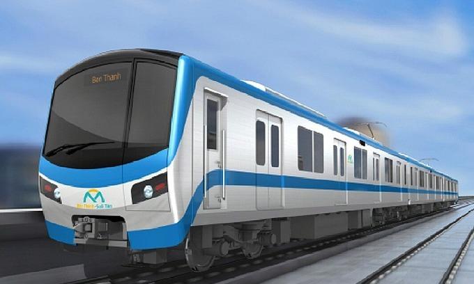 Saigon metro to test run in Q3