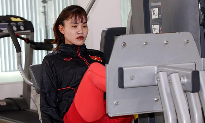 Twice injured midfielder to miss Vietnamese women's Olympic play-off