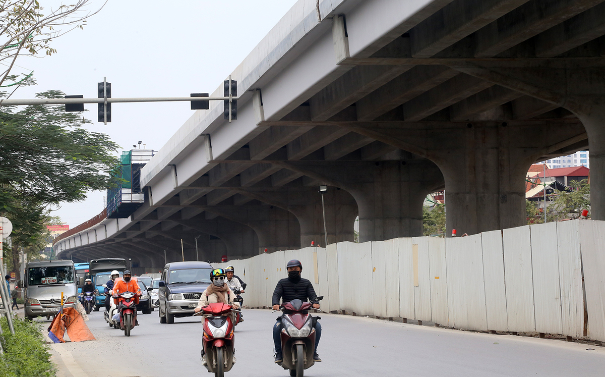 Million-dollar Hanoi ring roads to open by year end