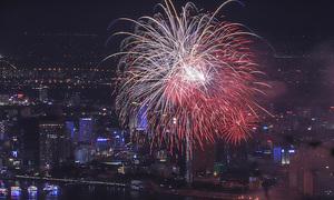 Da Nang cancels annual fireworks festival amid coronavirus fears