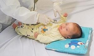 Vietnam's youngest patient trumps coronavirus