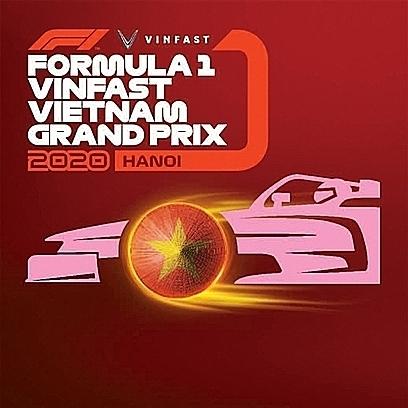 First look at F1 Vietnam Grand Prix tickets inspried by Vietnams cultural symbols
