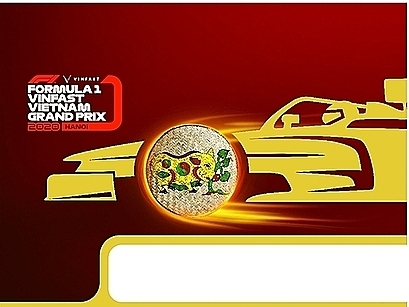 First look at F1 Vietnam Grand Prix tickets inspried by Vietnams cultural symbols - 2