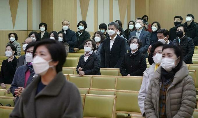 Vietnamese workers in South Korea under coronavirus scrutiny