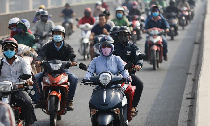 Vietnam's motorbike sales second highest in ASEAN
