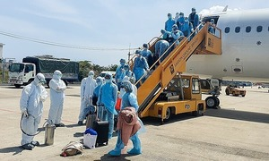 Vietnam suspends entry from all coronavirus-hit areas