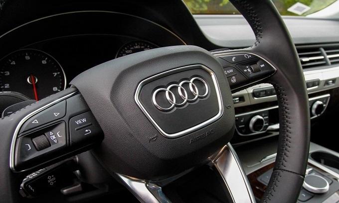 Audi Vietnam recalls SUVs to fix loose fender trims