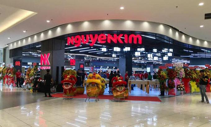 Central Group takes control of Vietnamese electronics retailer