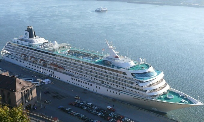 24 cruise ships give central Vietnam port a pass