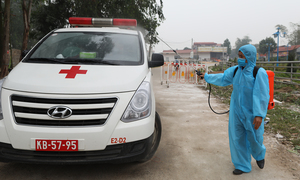 CDC scrapes Vietnam from list of areas suffering widespread coronavirus transmission