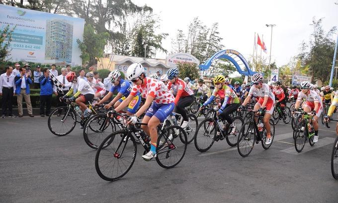 Vietnam ready for international women's cycling tournament