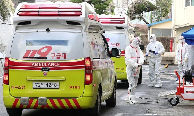 Vietnamese citizen infected with new coronavirus in South Korea