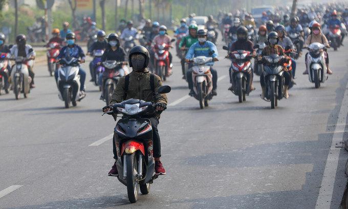 Auto firm THACO enters motorbike market