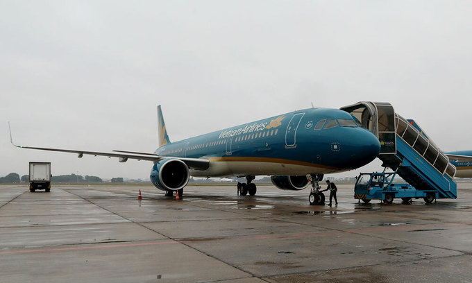 Vietnam Airlines suspends all South Korea flights