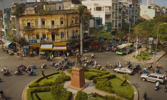 Disney trailer features bustling Saigon