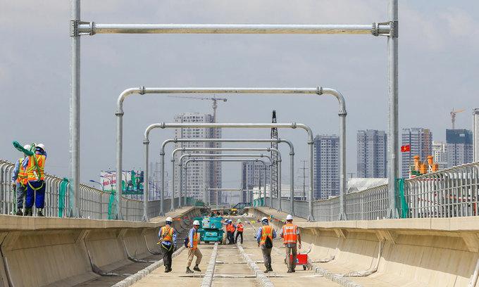 Infrastructure around Saigon metro to cost $64 mln