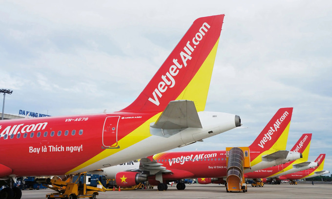 Vietjet suspends flights to South Korea as coronavirus cases spiral