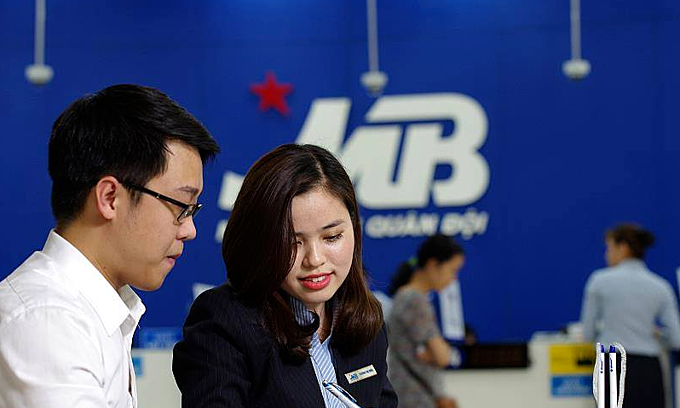 MBBank raises $74 mln from private placement to foreign investors