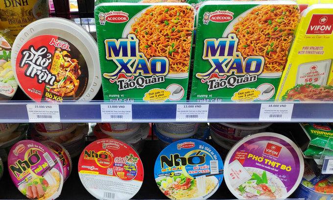 Instant noodle demand boils over as coronavirus stirs fear
