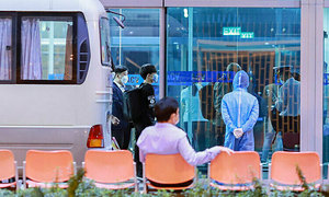 Da Nang, Can Tho divert flights from South Korea