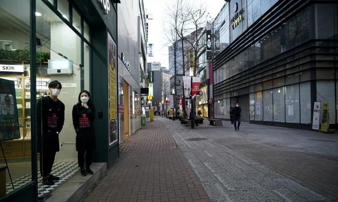 Coronavirus causes novel dilemma for Vietnamese students in South Korea